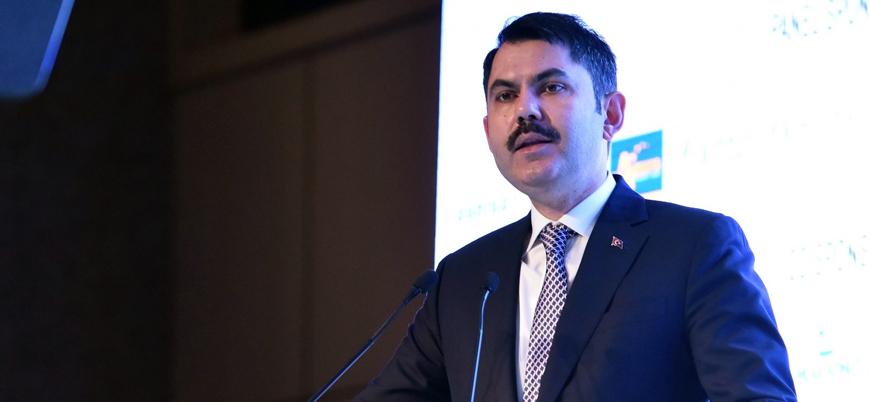 Çevre ve Şehircilik Bakanı Kurum: Kanal İstanbul Boğaz'ın özgürlük projesidir