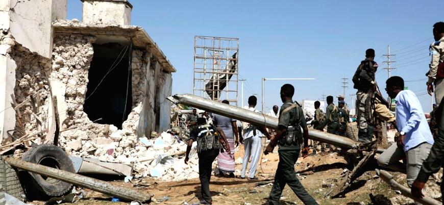 Somali'deki patlamada yaralananlar Türkiye'ye getirildi