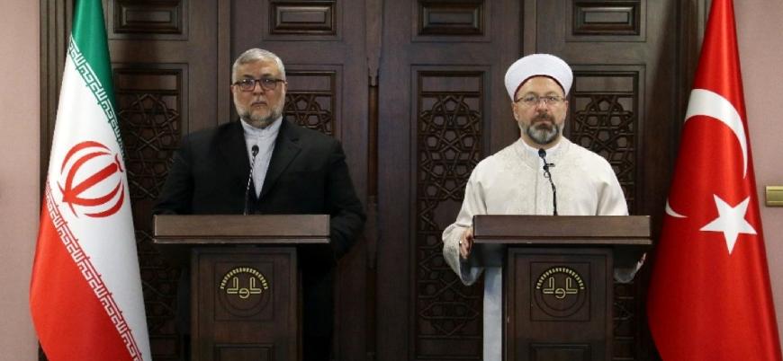 Türkiye ile İran arasında 'dini işbirliği' anlaşması