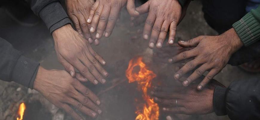 Bangladeş'te sıcaklık 4 dereceye düştü 50 kişi hayatını kaybetti