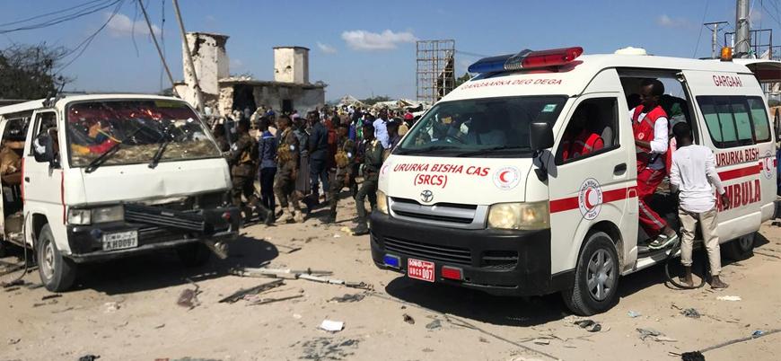 Somali'de iki Türk vatandaşının da öldüğü saldırıyı kim düzenledi?