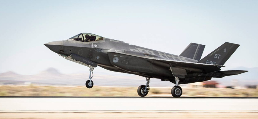 ABD BAE'ye 50 adet F-35 satacak