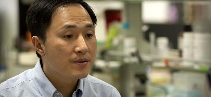 Bebeklerin genlerini değiştiren Çinli bilim adamına 3 yıl hapis