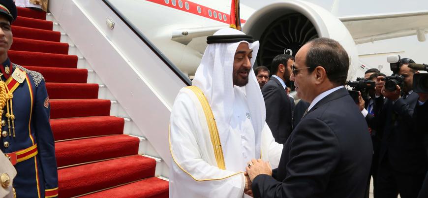 BAE ve Mısır Libya'da Halife Hafter'e askeri destek gönderdi