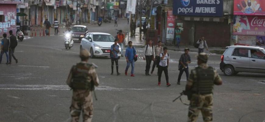Hindistan'ın Keşmir'i ilhakından bu yana 69 kişi öldürüldü