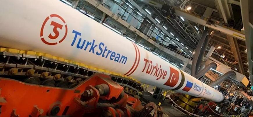 Bulgaristan TürkAkım'dan gaz almaya başladı