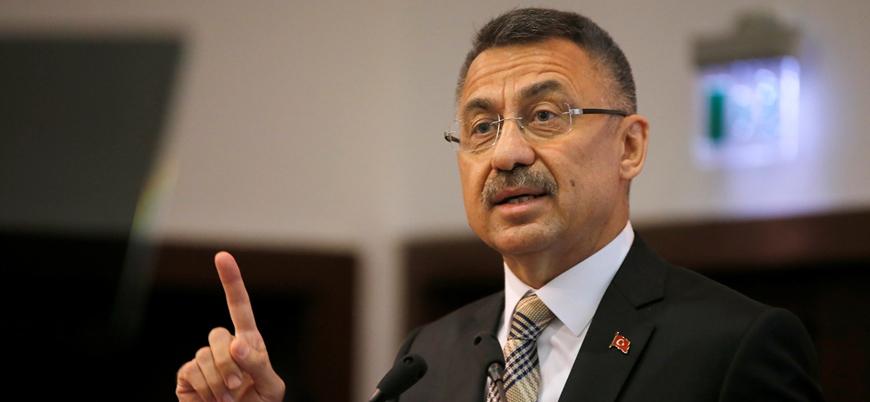 Cumhurbaşkanı Yardımcısı Oktay: Libya ile anlaşarak oyunu bozduk
