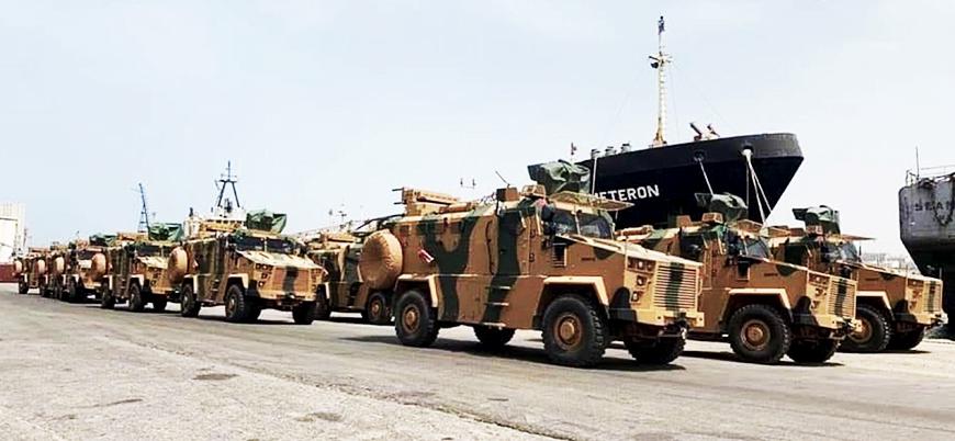 Libya tezkeresi bugün Meclis'te