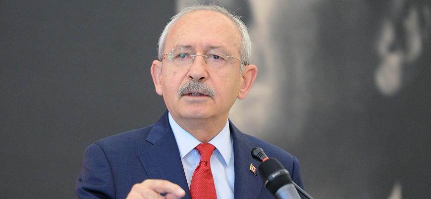 Kılıçdaroğlu'ndan hükümete Libya konusunda 'açık çağrı'