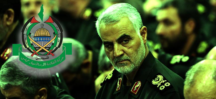 Hamas ve İslami Cihad Kasım Süleymani için taziye yayınladı
