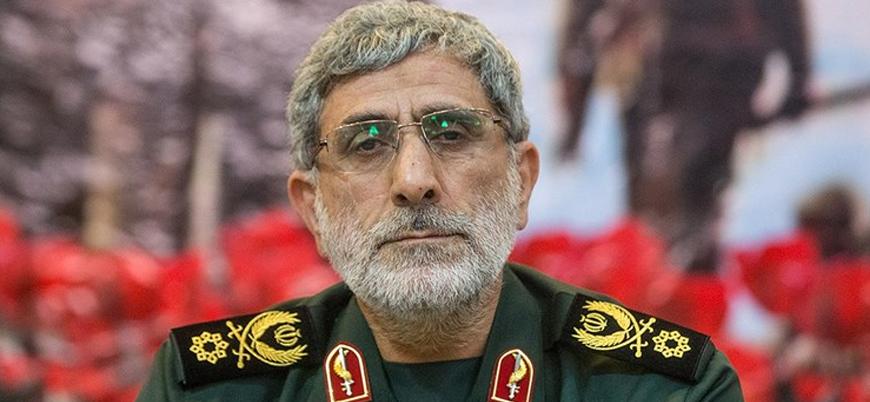 İran'da Kasım Süleymani'nin yerine gelecek isim belli oldu