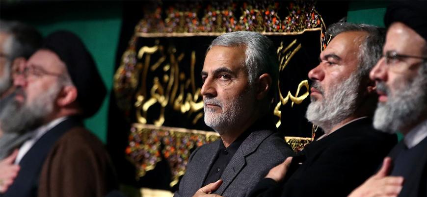 İran'ın Ankara Büyükelçisi: Süleymani Irak'ta misafirdi