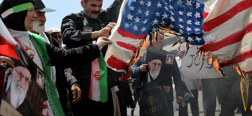 İran: Kırmızı çizgileri aşan ABD'ye kararlı bir yanıt vereceğiz