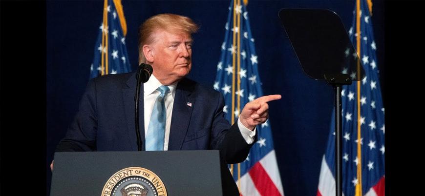 Trump: Süleymani'yi ABD ile İran arasındaki savaşı durdurmak için vurduk
