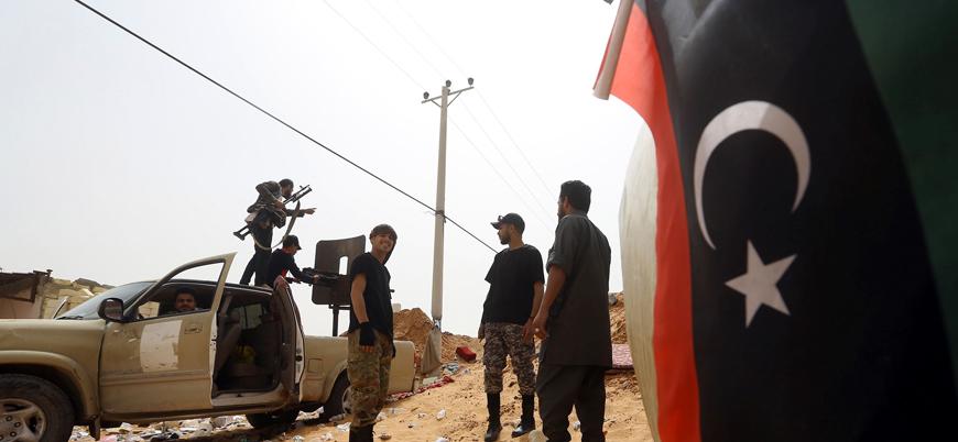 BAE Türkiye'nin Libya'ya asker gönderme kararını kınadı