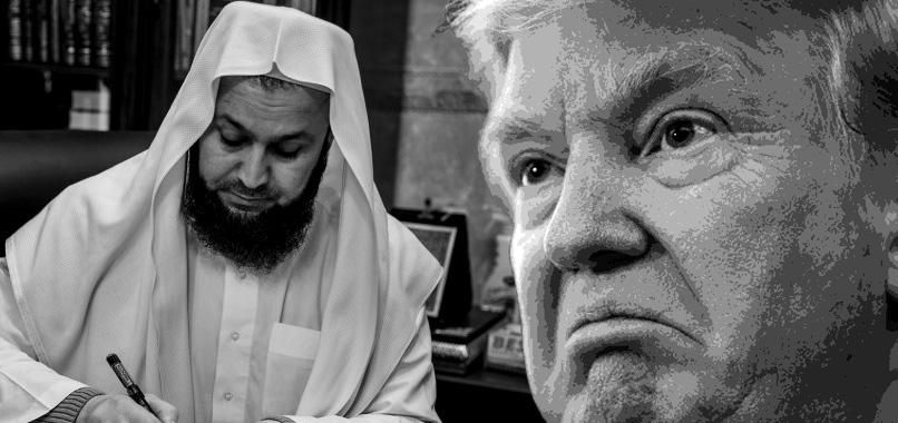 Kürt molla iddialı: Trump'ı 'okuyarak' tedavi edebilirim