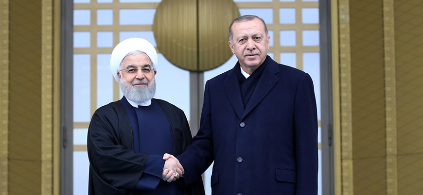 """""""Erdoğan Ruhani'ye 'Şehit Süleymani'nin yokluğu derinden üzüyor' dedi"""""""