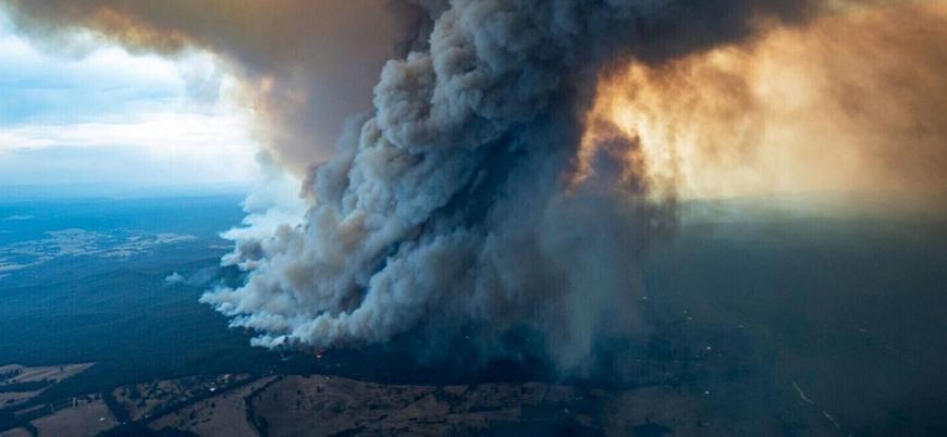 Avustralya'daki yangınlarda İstanbul'un 12 katı alan kül oldu