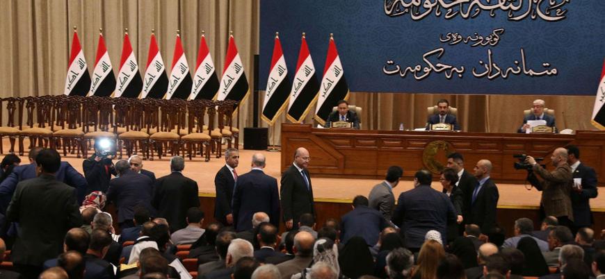 Irak meclisi ABD askerlerinin 'akıbetini' oylayacak