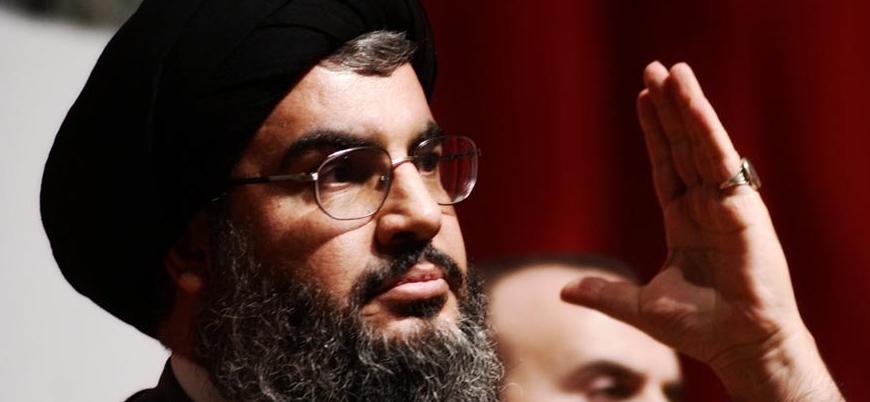Nasrallah'tan ABD askerlerine tehdit: Evlerinize tabutlarda döneceksiniz