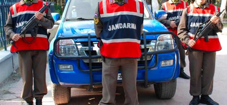 Jandarma'da 'FETÖ' operasyonu
