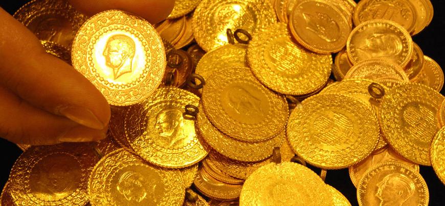 Altın fiyatları 7 yılın en yüksek seviyesinde