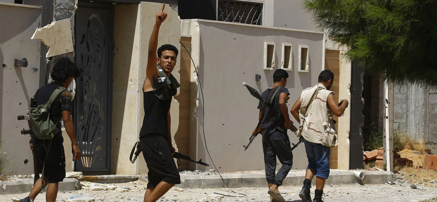 BM: Libya'da siyasi sürece acilen geri dönülmeli