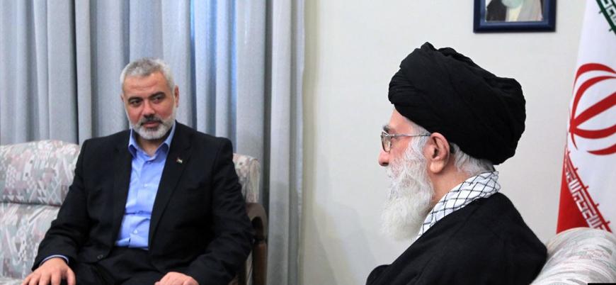 Hamas lideri Heniye Tahran'da: Kasım Süleymani Kudüs şehididir