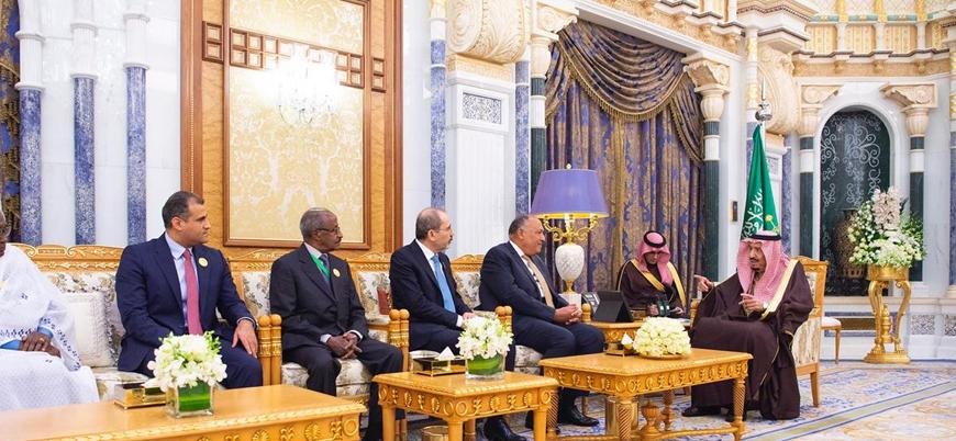 Mısır ve Suudi Arabistan Libya'da Türkiye'ye karşı anlaştı