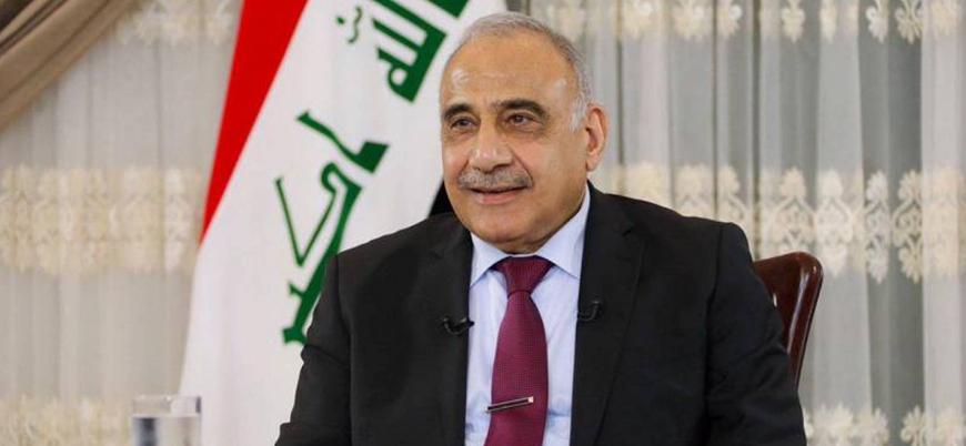 Irak Başbakanı Abdulmehdi: Çin tüm Iraklıların dostu, bizi desteklemeliler