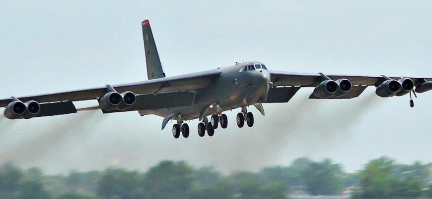 """""""ABD-İran gerilimine B-52'ler dahil oluyor"""""""