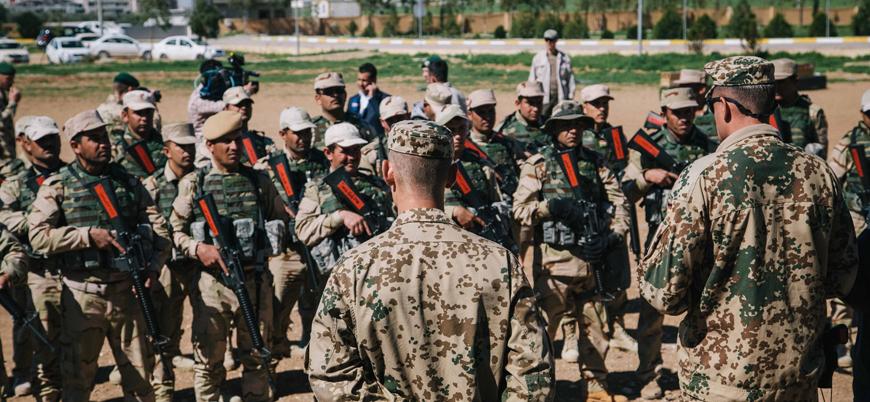 Almanya'dan Irak'ta 'asker azaltma' kararı