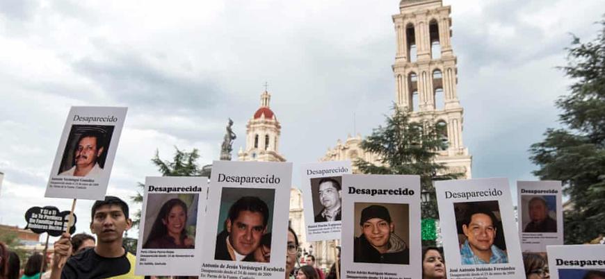 Meksika'da kartellerle savaş: 31 binden fazla kişi öldü, 60 binden fazla kişi kayıp