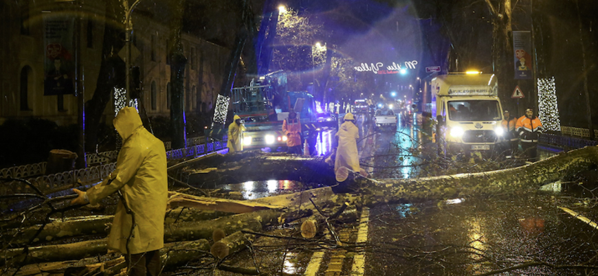 Rakamlarla İstanbul'da 48 saatlik yağışın bilançosu