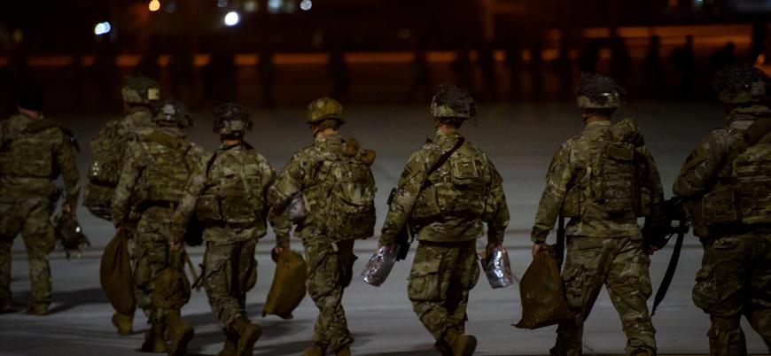 NATO Irak'taki askerlerin yerini değiştirdi