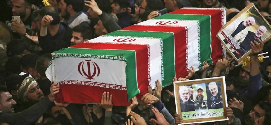 """""""Kasım Süleymani'nin öldürülmesiyle ilgili Şam'da gözaltılar gerçekleşti"""""""