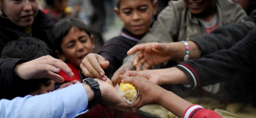 """""""Suriye'de 3 milyon insan yardıma muhtaç"""""""