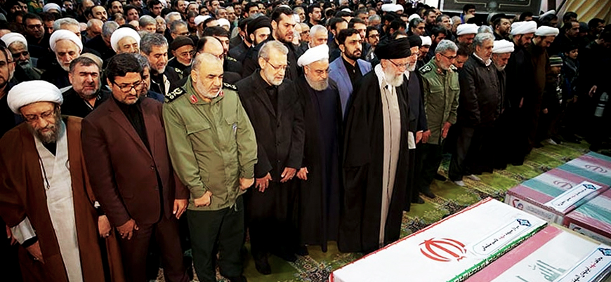 İran lideri Hamaney: ABD'nin yüzüne tokadı patlattık