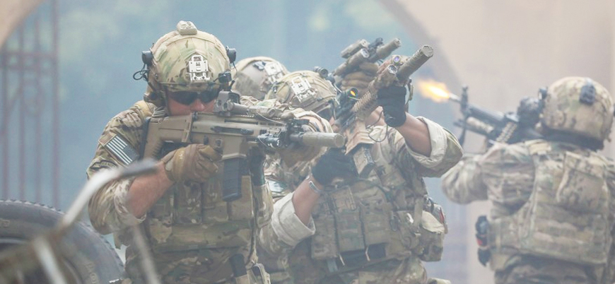 ABD artan gerilim sonrası 75. Ranger Alayı'nı Ortadoğu'ya gönderdi