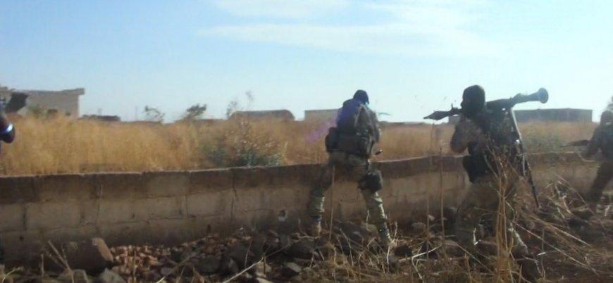 Suriyeli muhalifler İdlib'de karşı saldırıya geçti: 69 ölü