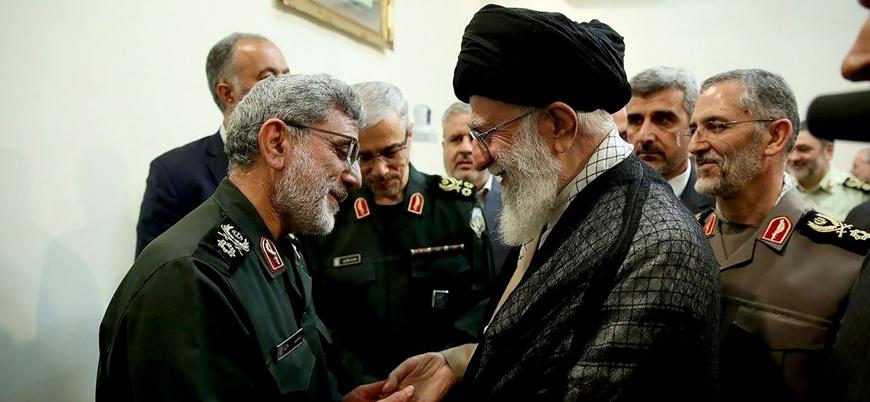 """Süleymani'nin yerine geçen Kani: """"Tahran ders vermeye devam edecek"""""""