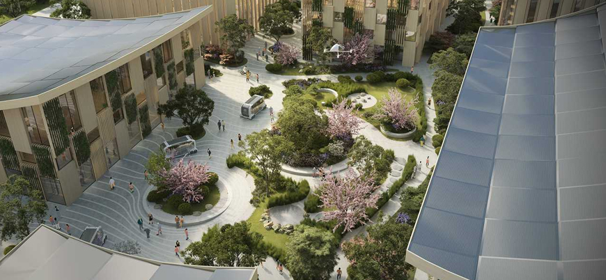 Toyota otonom araçlar için akıllı şehir inşa edecek