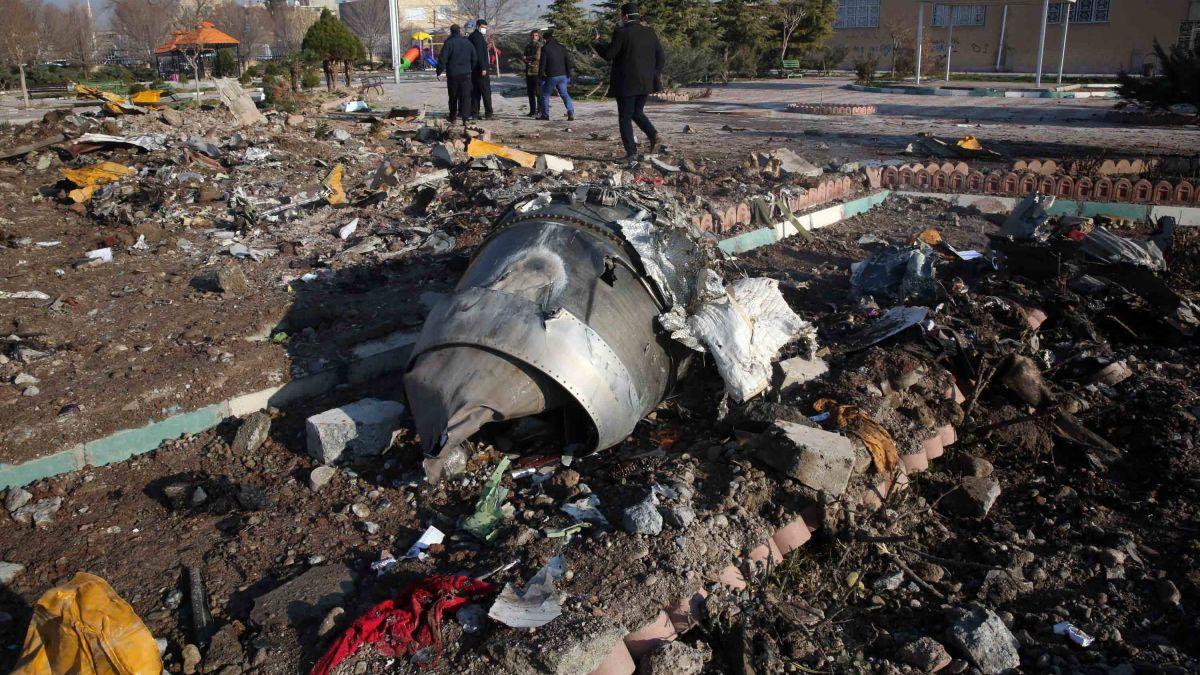 İran: Düşen ukrayna uçağının kara kutusunu incelemek aylar sürebilir
