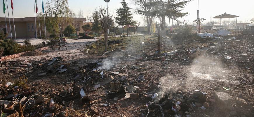NATO: Ukrayna uçağını İran düşürmüş olabilir