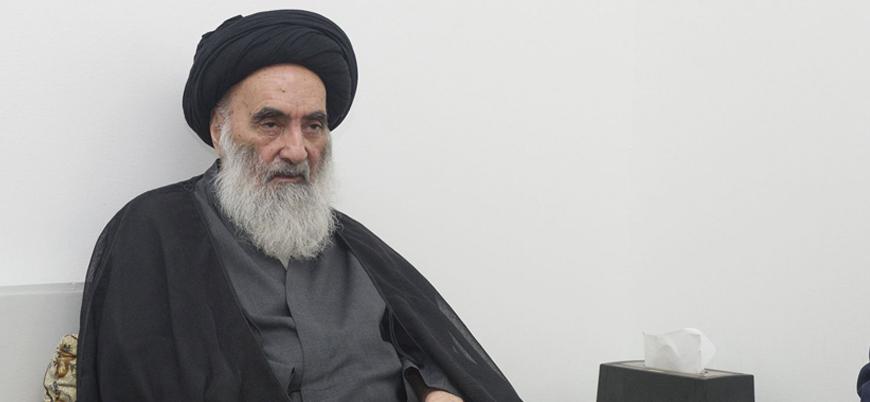 Sistani'den ABD-İran gerilimine dair açıklama