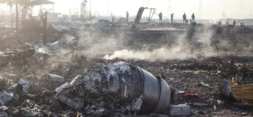 İran vazgeçti: Düşürdüğü yolcu uçağının kara kutusunu Ukrayna'ya göndermeyecek