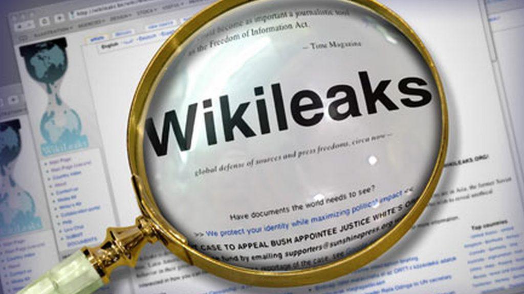 """""""Wikileaks bir milli güvenlik sorunu, en ağır cezaya çarptıracağız"""""""