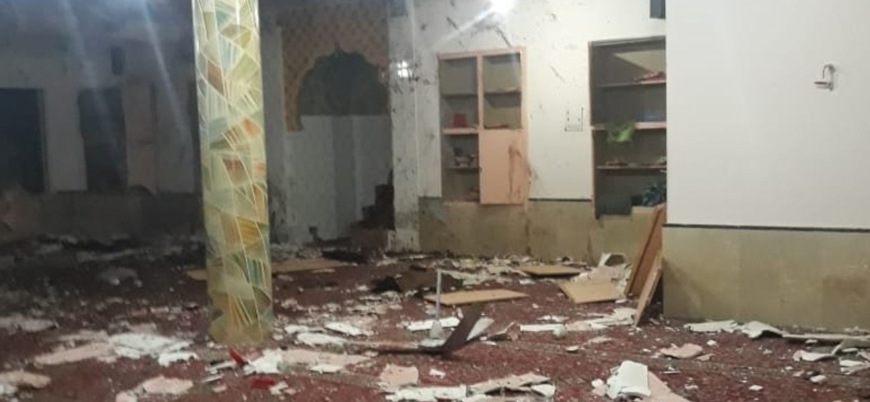 Pakistan'da IŞİD'den camiye bombalı saldırı: En az 15 ölü