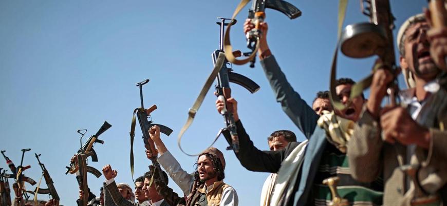 """""""ABD Yemen'de İranlı bir komutanı da hedef aldı"""""""