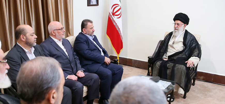 Hamas liderinin dilinden: Geçmişten bugüne Hamas-İran ilişkileri